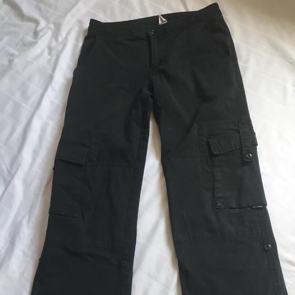 replicas unique style discount sale Women's PrAna Black, Straight leg, Cargo pants